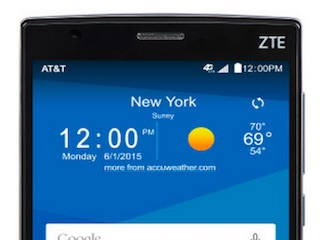 ZTE Zmax 2 Launched With 5.5-Inch HD Display, 4G LTE Support