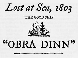 Return of the Obra Dinn Demo Promises a Tragic, Thrilling Tale