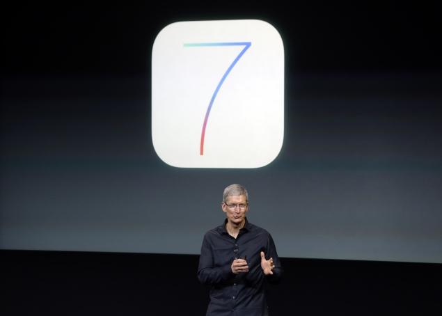 iOS 7: First impressions