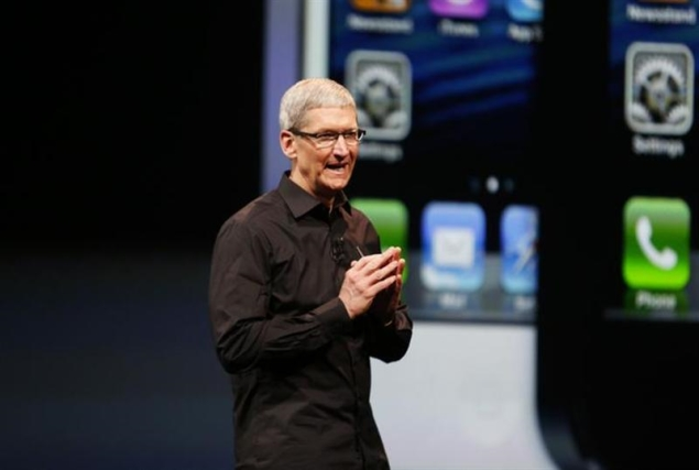 Apple CEO Tim Cook on the idea of a 5-inch iPhone