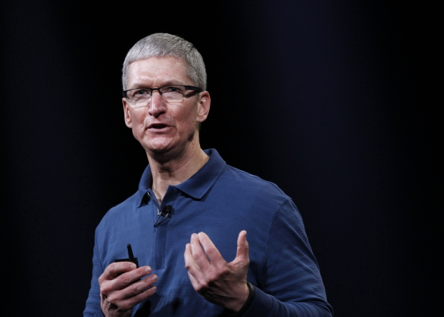 Apple CEO Cook promises investors 'great stuff' to come