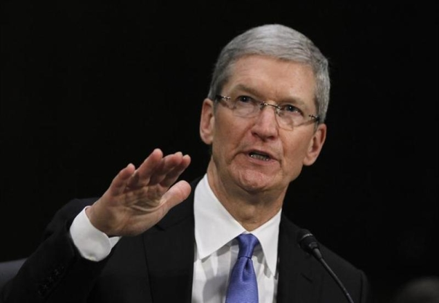 Angry Tim Cook tells Apple investor to 'get out of this stock'