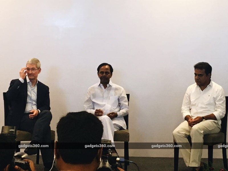 Apple Opens Development Office in Hyderabad Focused on Maps