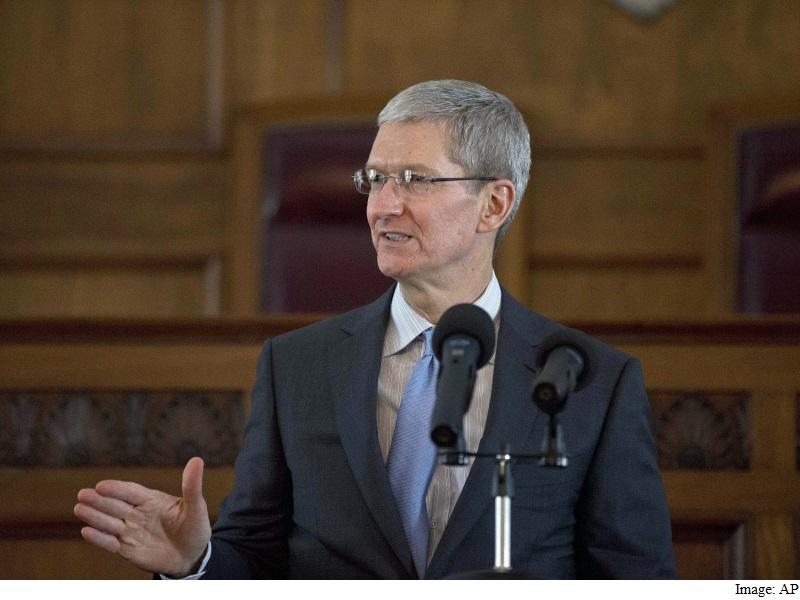 ऐप्पल के टिम कुक बोले, भारत चीन से 7-10 साल पीछे
