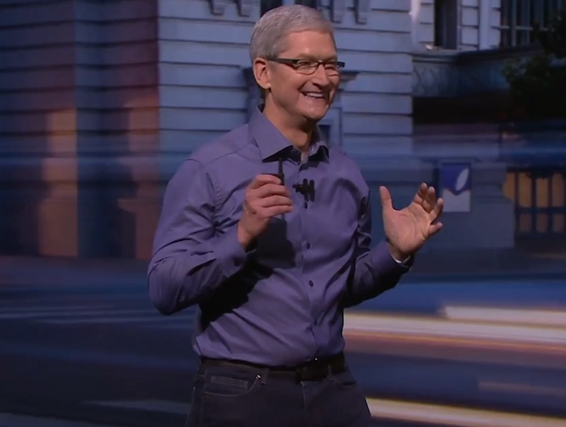No Plans to Merge iOS and OS X Operating Systems: Apple CEO Tim Cook