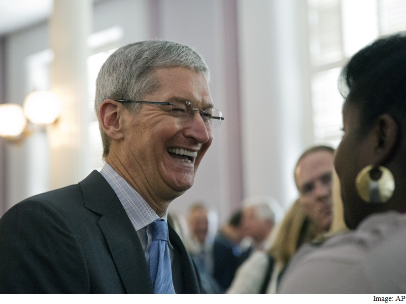 India Where China Was 'Seven to Ten Years Ago', Says Apple's Tim Cook