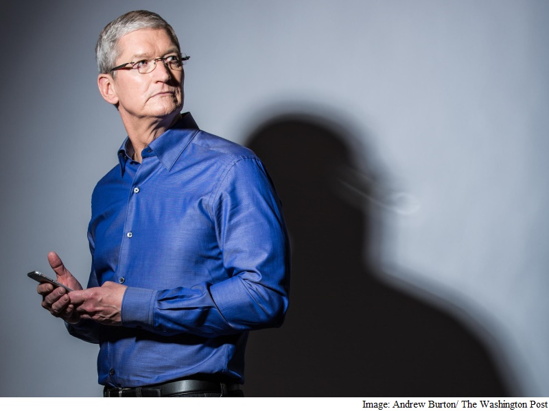 Stepping Out of Steve Jobs's Shadow, Tim Cook Champions the Promise of Apple