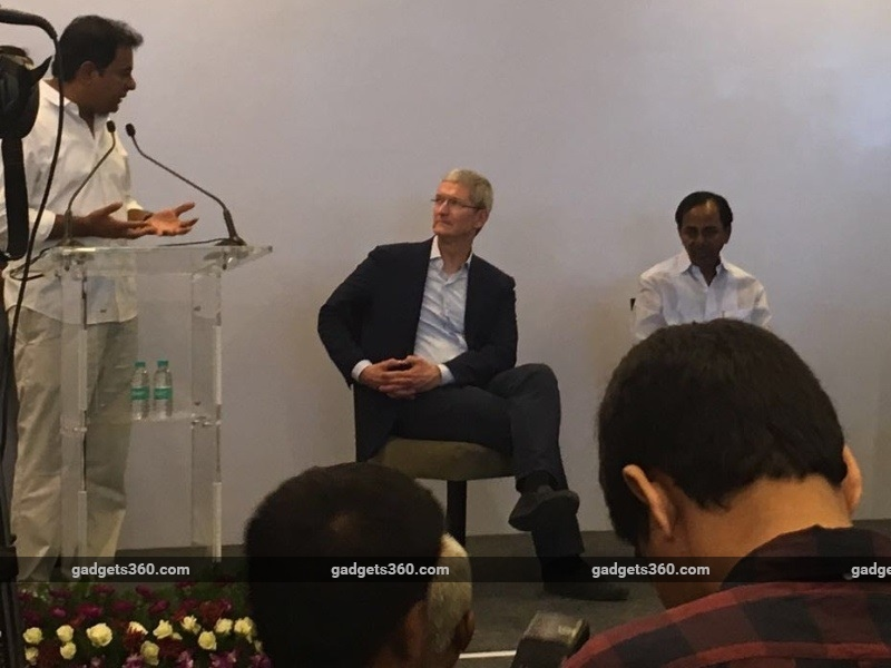 Apple CEO Tim Cook Says India Is Unparalleled