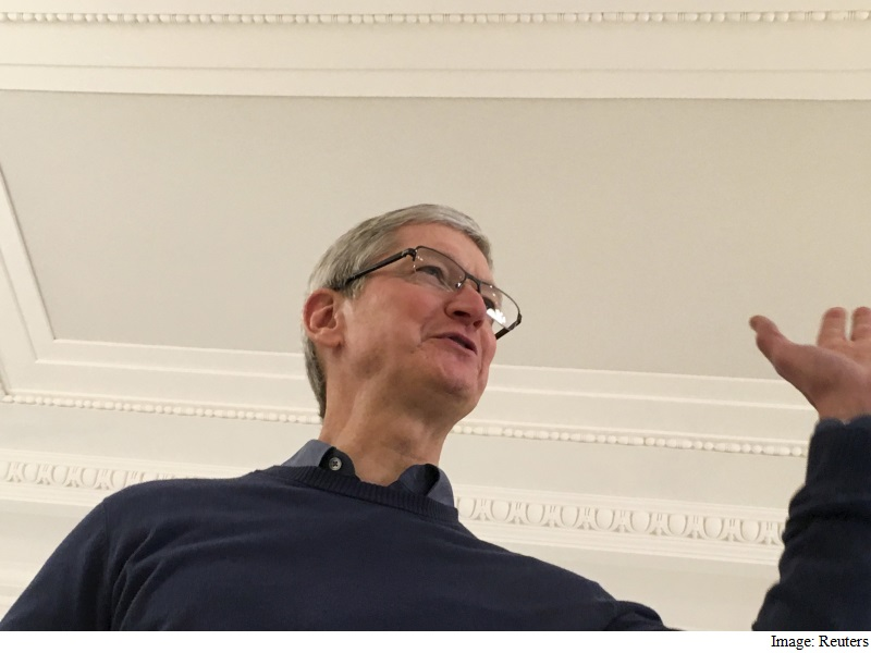 Tim Cook Repeats Support for Not Giving Governments Backdoors to Encryption