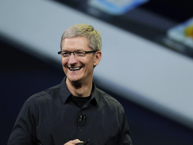 Apple CEO Tim Cook Defends Resistance in FBI iPhone Case