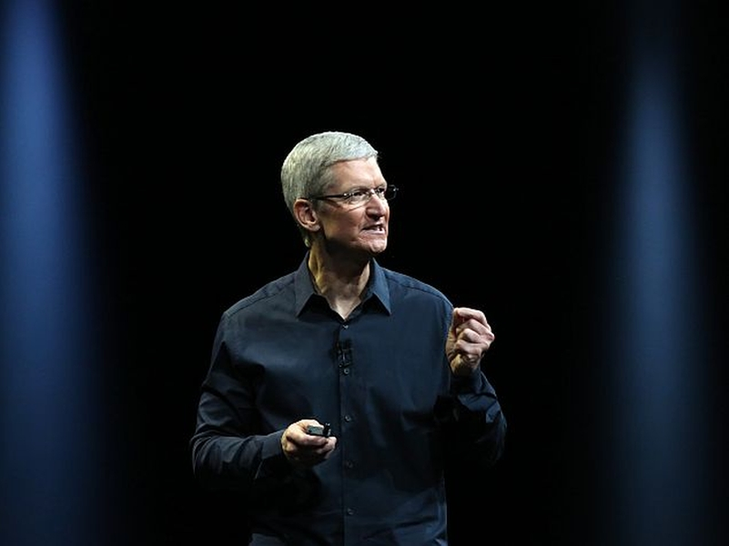 Tim Cook on How Artificial Intelligence Is Enriching Apple
