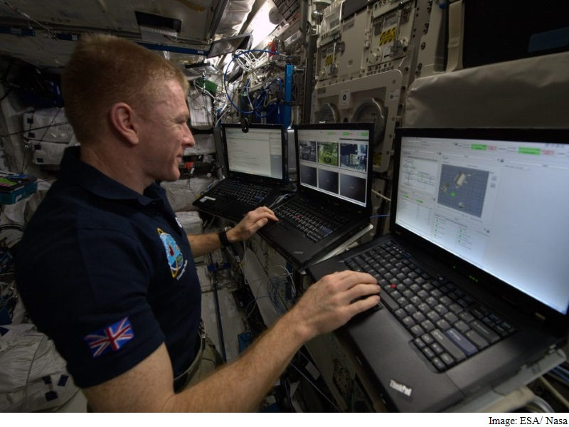 British Astronaut Tim Peake to Control Rover on Earth From ISS