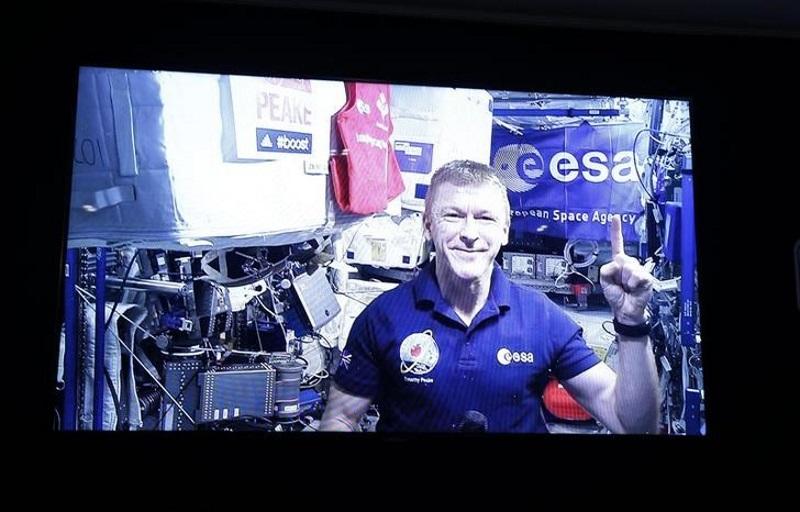 Astronaut Runs Marathon in Space - but Slower Than on Earth