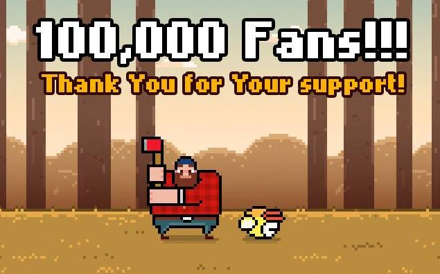 Five Reasons Why Timberman Is Not The New Flappy Bird