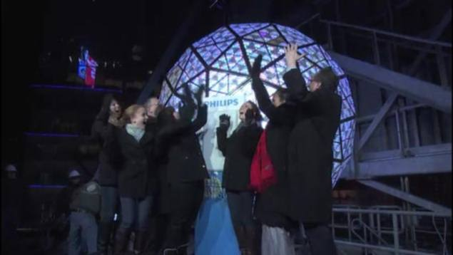 Times Square Ball app lets revellers ring in New Year's Eve remotely