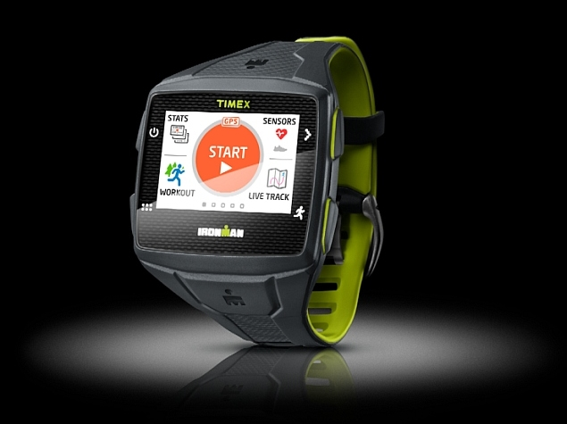 Timex Unveils Ironman One GPS+ Standalone Smartwatch With 3G Support