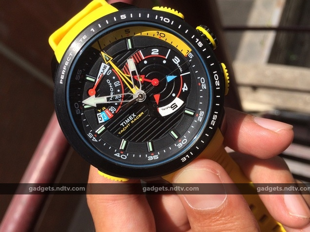 bb3fdf294dce Timex Yacht Racer Review  Stylish Watch for Marine Sports ...