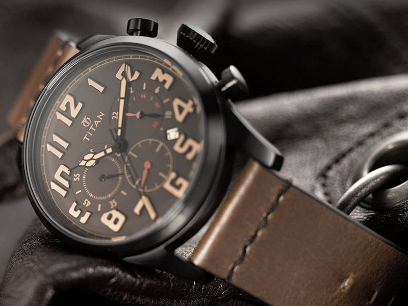Titan, HP Partner to Launch Range of Smartwatches Later This Year