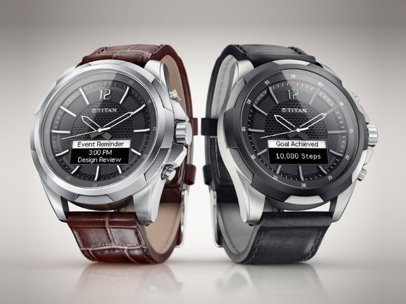 Titan Partners HP to Launch 'Juxt' Smartwatch Starting Rs. 15,995