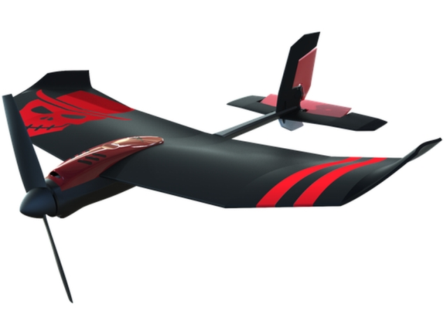 Gaming Drones for Dogfights, Races, and Stunts