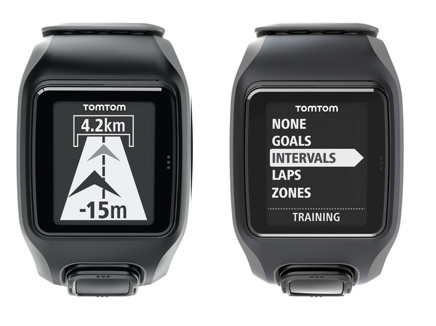 TomTom's Runner and Multi-Sports Watches