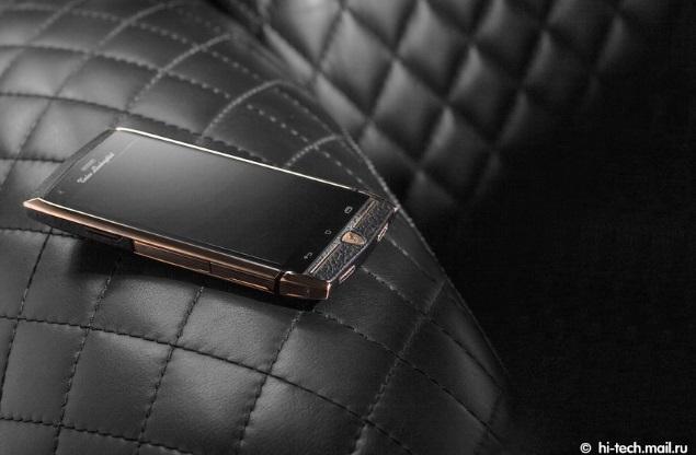 Tonino Lamborghini 88 Tauri Premium Dual-SIM Android Smartphone Launched