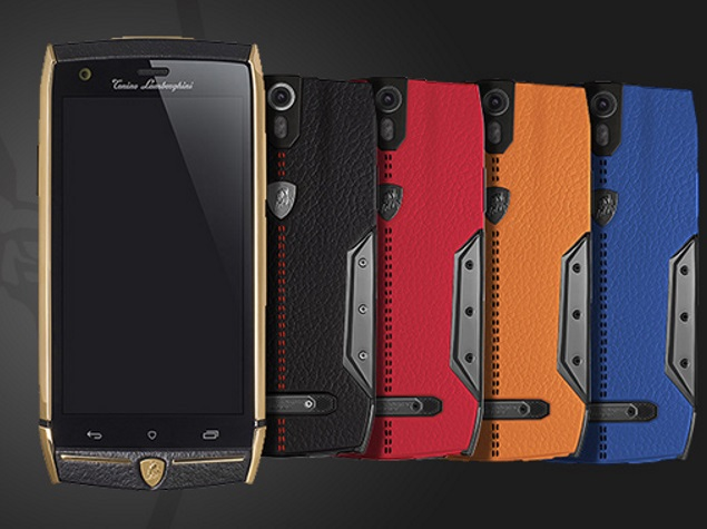CES 2015: Dual SIM Android Lamborghini Smartphone Now Available Globally |  Technology News