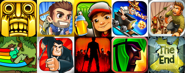 Top App Games Android