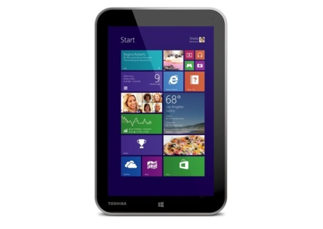 Toshiba Encore 8-inch Windows tablet unveiled