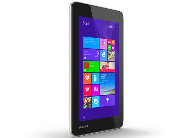 Computex 2014: Toshiba Encore 7 Budget Windows 8.1 Tablet Launched