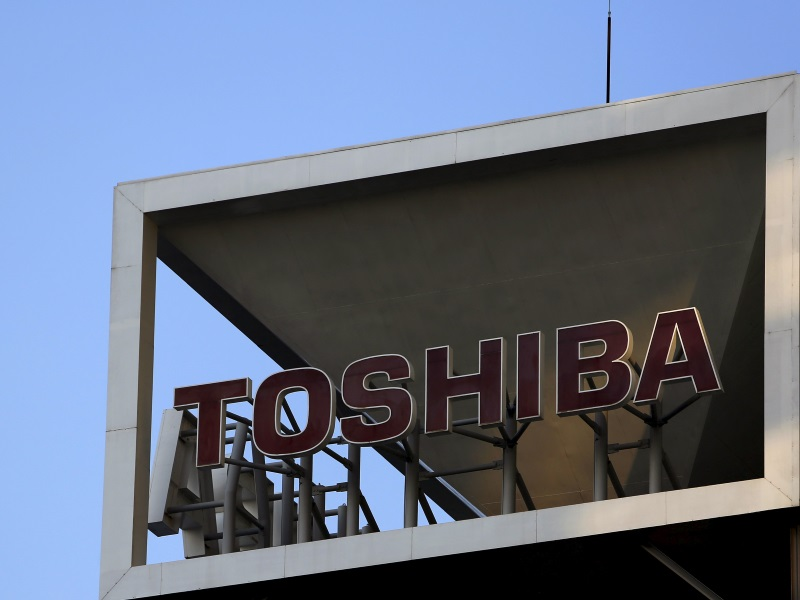 Toshiba Considering Splitting Off Chip Business and Listing It