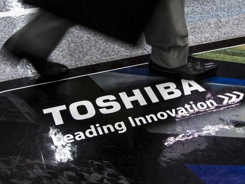 Toshiba Posts $318 Million Loss in Wake of Accounting Scandal