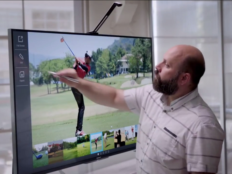 Touchjet Wave Turns Your TV Into a Tablet