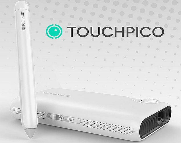 TouchPico is an 80-inch Android Touchscreen That Fits in Your Pocket