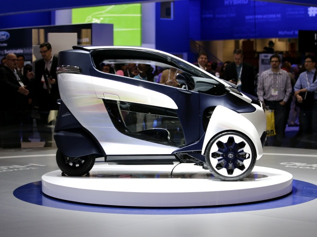 Forget smartphones, 2014 set to be the year of smarter cars