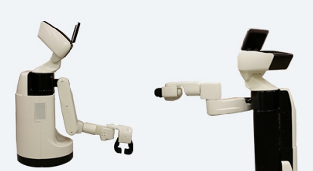 Toyota Robot Can Pick Up After People, Help the Sick