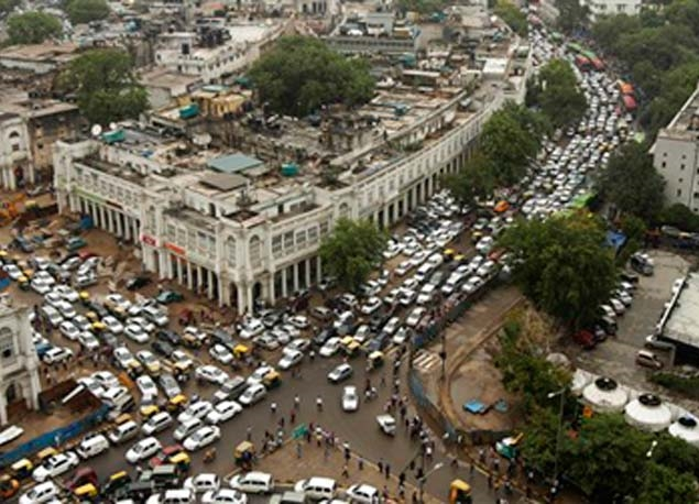 India's first wireless traffic controller system unveiled