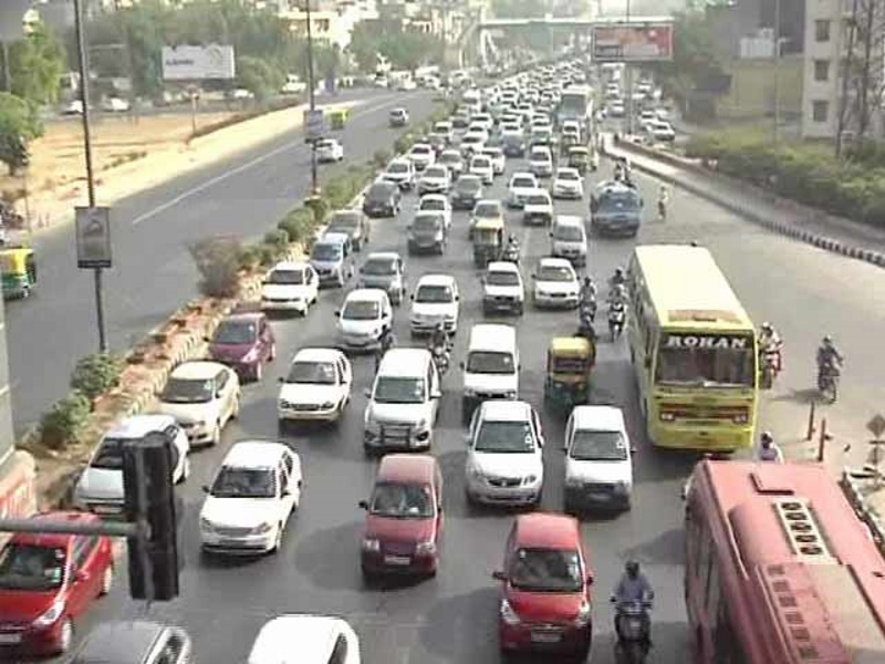 Cyberabad Traffic Police Launches 'Eye-Worn Cameras'