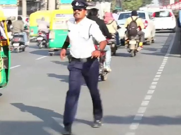 Hyderabad Traffic Police to Start Using Wearable Cameras