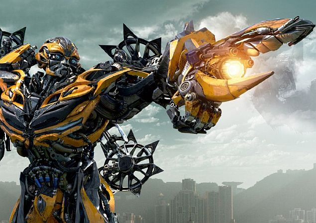 Transformers Age Of Extinction Brings Giant Robot Dinosaurs And