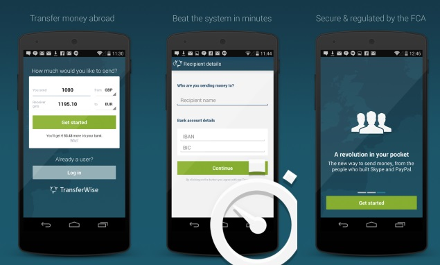 TransferWise Money Transfer app for Android arrives on Play