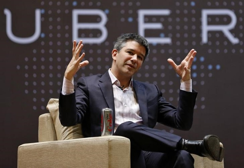 Now Roughly Equal in Value, Uber and Daimler Trade Gentle Blows