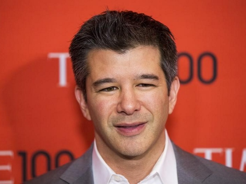 Uber CEO Kalanick to Offer Startup Tips at IIT-Bombay on January 19