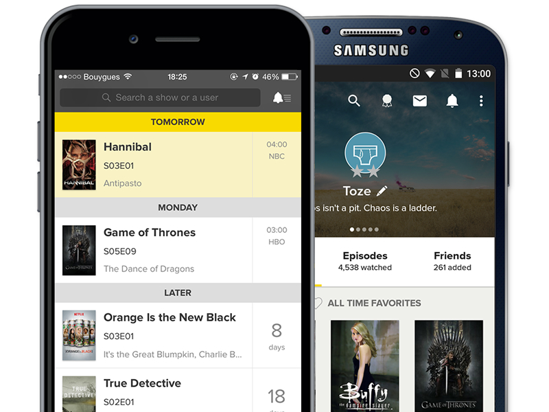 10 Apps to Track Your TV Shows and Movies | NDTV Gadgets360 com