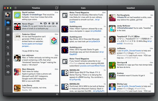 Tweetbot officially comes to Mac for $19 99