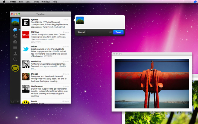 Twitter to pull the plug on Twitter for Mac?