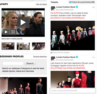 Twitter launches new HTML widget with interactive timeline
