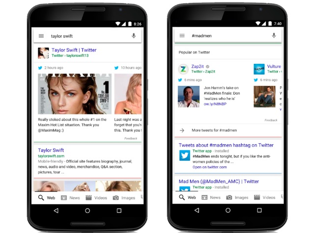 Twitter-Google Deal Puts Tweets in Mobile Search Results