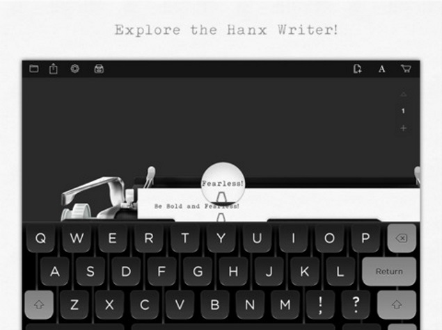 Tom Hanks' Hanx Writer Becomes Most-Downloaded Free iPad App in the US