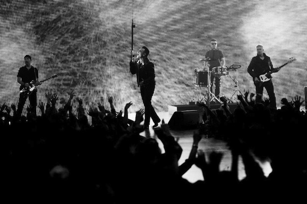 U2 releases new song at Super Bowl, makes it available for free via iTunes